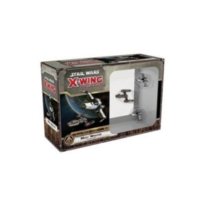X-wing Most Wanted Expansion